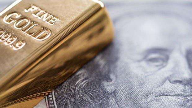 Güçlenen dolar altını vurdu