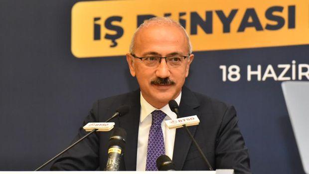 Elvan: Fiyat istikrarı görevi Merkez Bankası'nın, müdahale söz konusu değil