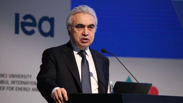 UEA Başkanı Birol: Yellen ve diğer bakanlarla yatırımları tartışıyoruz