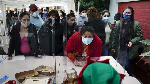 ABD'de işsizlik başvuruları pandemi sürecinin en düşük seviyesini gördü