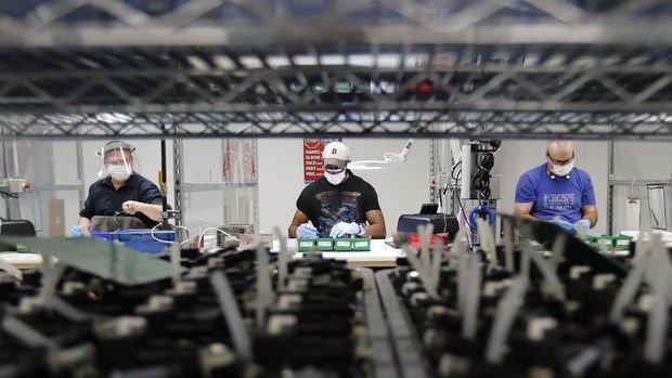 ABD'de ISM imalat endeksi Haziran'da geriledi