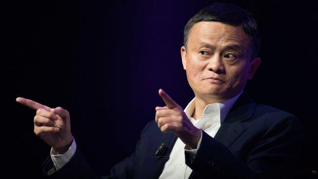 Jack Ma Alibaba hisselerini kredi almak için rehin vermiş
