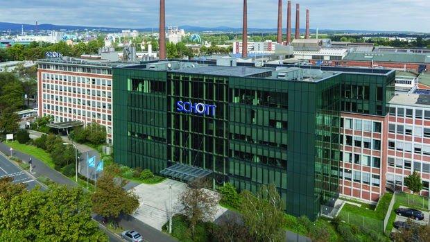 SCHOTT'tan Türkiye'ye 100 milyon TL'lik yeni yatırım