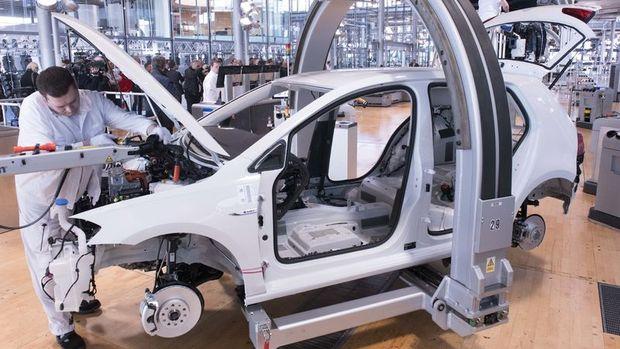 Almanya'da fabrika siparişlerinde negatif sürpriz
