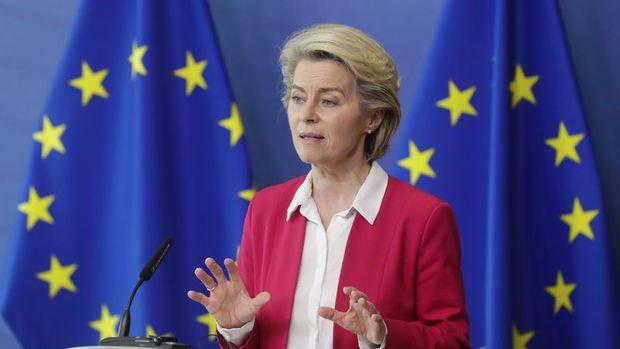 Von der Leyen, Hırvatistan'ın ulusal kurtarma paketini onayladı