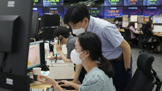 Asya piyasaları ABD'deki rekorlarla pozitif