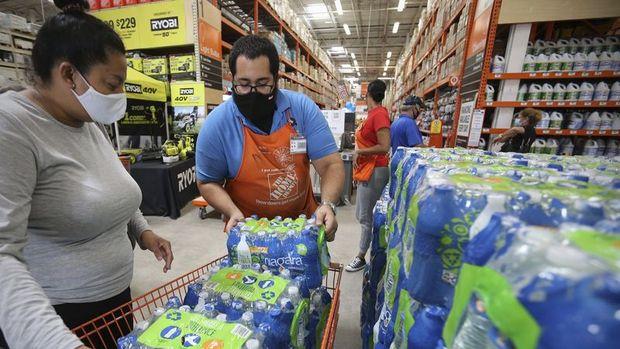 ABD'de enflasyon yine %5'in üzerinde