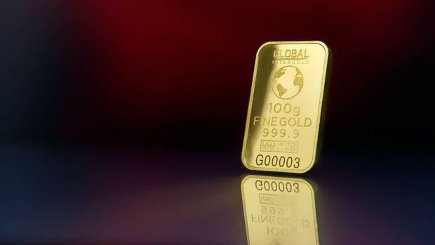 Altın enflasyon sonrası 1 ayın zirvesinde