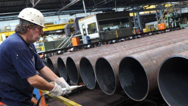 New York Fed imalat endeksi Temmuz'da rekor seviyeye yükseldi