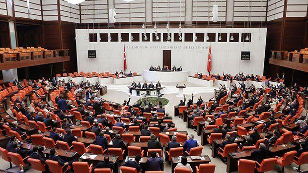 Ekonomik düzenlemeler içeren teklif TBMM Genel Kurulunda kabul edildi