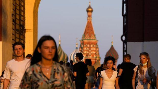 Moskova'da Kovid-19 tedbirleri gevşetildi