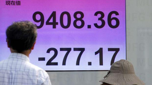 Küresel hisse senedi piyasalarındaki düşüş bugün de devam etti