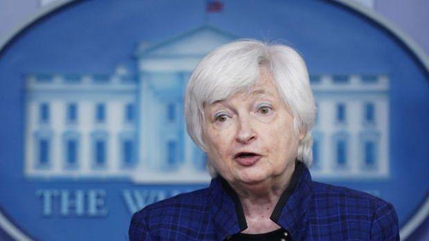 """ABD Hazine Bakanı Yellen'dan """"borç limiti"""" uyarısı"""