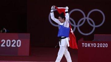 Türkiye, 2020 Tokyo Olimpiyat Oyunları'nda ilk madalyalar...