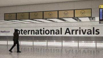 Salgının Heathrow Havalimanı'na maliyeti 2,9 milyar sterl...