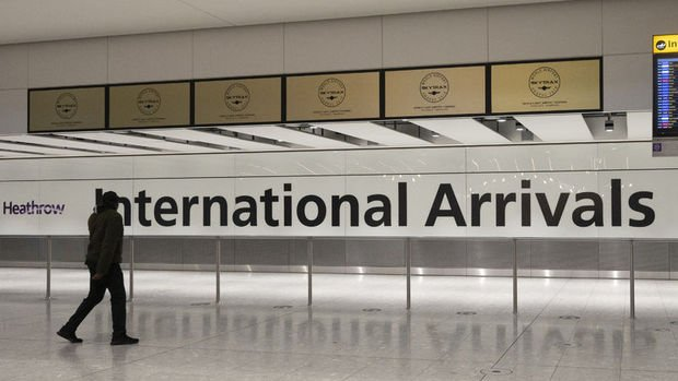 Salgının Heathrow Havalimanı'na maliyeti 2,9 milyar sterline ulaştı
