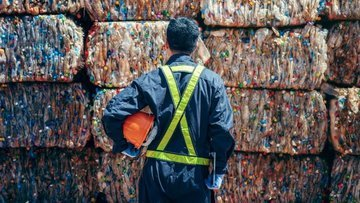 Plastik atık ithalatı yapan tesislere yeni düzenleme geti...