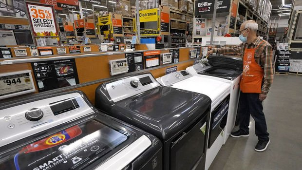 ABD'de dayanıklı mal siparişleri tahminlerin altında arttı