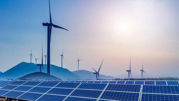 Türkiye'de rüzgar ve güneş elektriği yükselişini sürdürdü