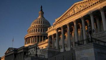 ABD Senatosu 1,2 trilyon dolarlık altyapı paketinin görüş...