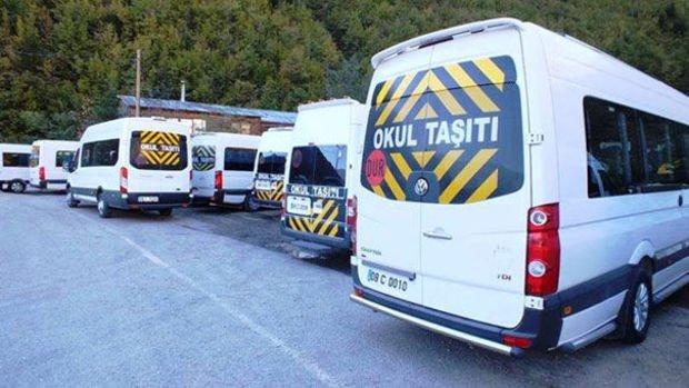 İstanbul'da servis ücretlerine zam yapıldı
