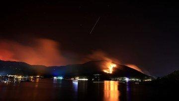 Türkiye'deki yangınlarda söndürme çalışmaları sürüyor: 63...