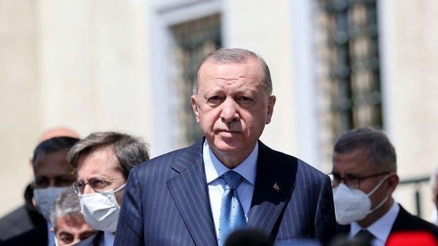 Erdoğan: Çıkan yangınlarla ilgili soruşturma yoğun bir şekilde devam ediyor