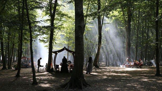 İstanbul Valiliği ormanlara girişi yasakladı