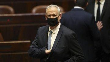 İsrail Savunma Bakanı Gantz: İran'a karşı hemen harekete ...