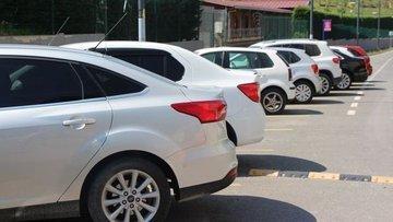 Otomotiv pazarında yılın ilk daralması