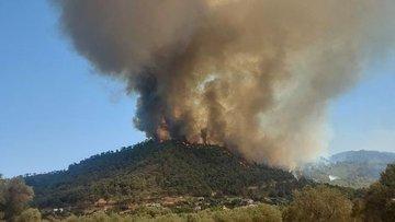 Yangın bölgesinde her 5 rezervasyondan biri iptal olabilir
