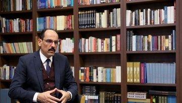 İbrahim Kalın, ABD Ulusal Güvenlik Danışmanı Sullivan ile...