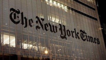 New York Times'ın ikinci çeyrek geliri 500 milyon dolara ...