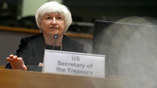 Yellen: Altyapı paketi ABD'nin ekonomik gücü için kritik önemde