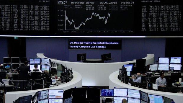 Avrupa borsaları 4. günde de rekor yükselişini sürdürdü
