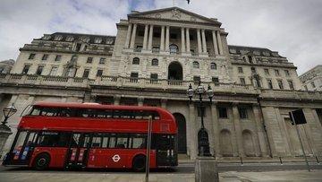 İngiltere Merkez Bankası'nda sürpriz yok