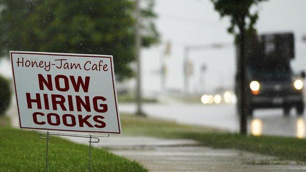 ABD'de işsizlik maaşı başvuruları 2. haftada da geriledi