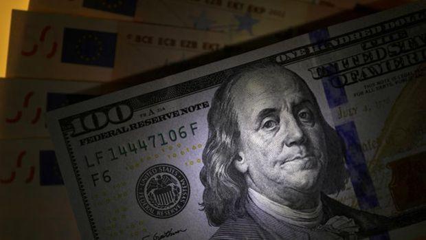 """""""Makro riskler azaldıkça dolar endeksi aşağı yönlü hareke..."""