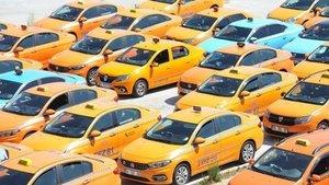Taksi başına kişi sayısında İstanbul büyük şehirler arasında çok geride