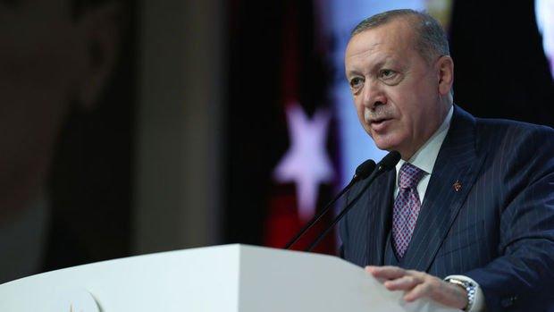 Erdoğan: Enflasyon sadece Türkiye'nin sorunu değil