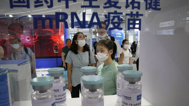 Çinli şirket kendi mRNA aşısını geliştiriyor