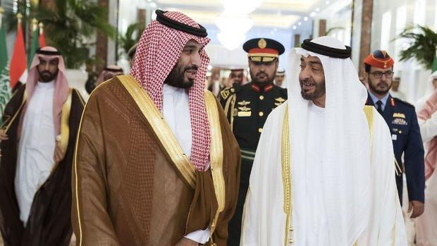 S. Arabistan-Birleşik Arap Emirlikleri arasında yeni temas
