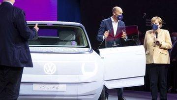 Münih'te görücüye çıkan geleceğin otomobil modelleri