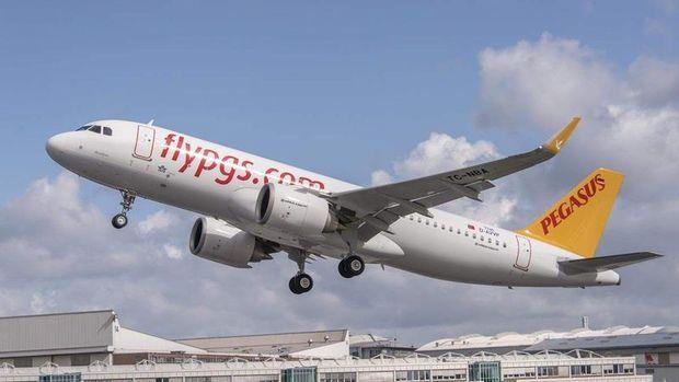 Pegasus'un yolcu sayısı Ağustos'ta %54 arttı