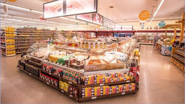 Perakende satış hacmi yıllık yüzde 12,3 arttı