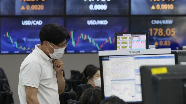 Asya borsaları beklentileri karşılamayan Çin verileri ile düştü