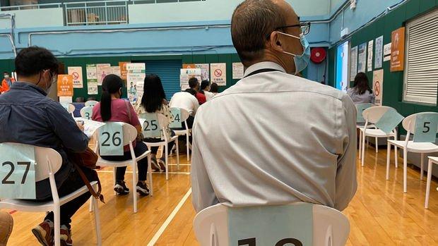 Çin'de çift doz olanların sayısı 1 milyarı aştı