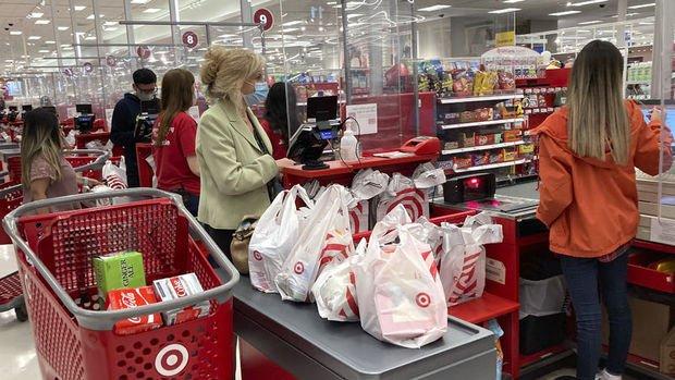 ABD perakende satışlarda sürpriz yükseliş