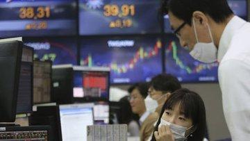 Asya borsalarında karışık hafta