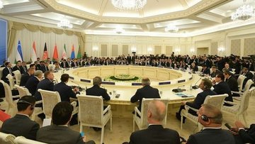 İran, Şanghay İşbirliği Örgütüne ilk adımı attı